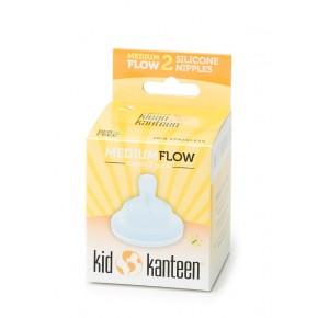 Kid Kanteen Baby Nappar 2-pack - Långsamt Flöde