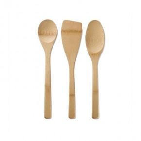 Set köksredskap i bambu