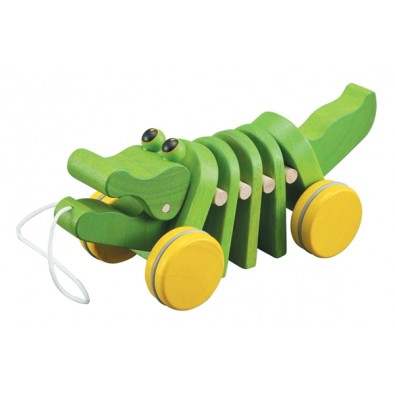 Dansande krokodil