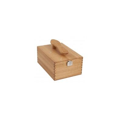 Skovårdsbox med skostöd